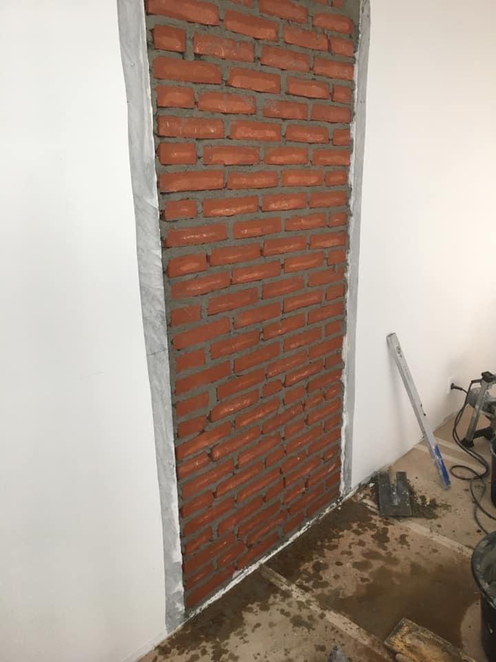 Tilmuret dørhul