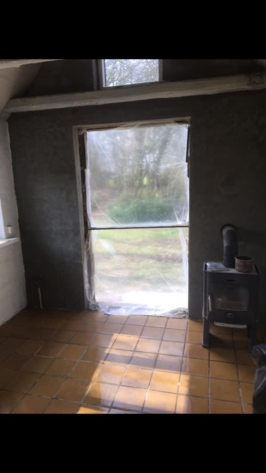 Ny dørhul i Tissø
