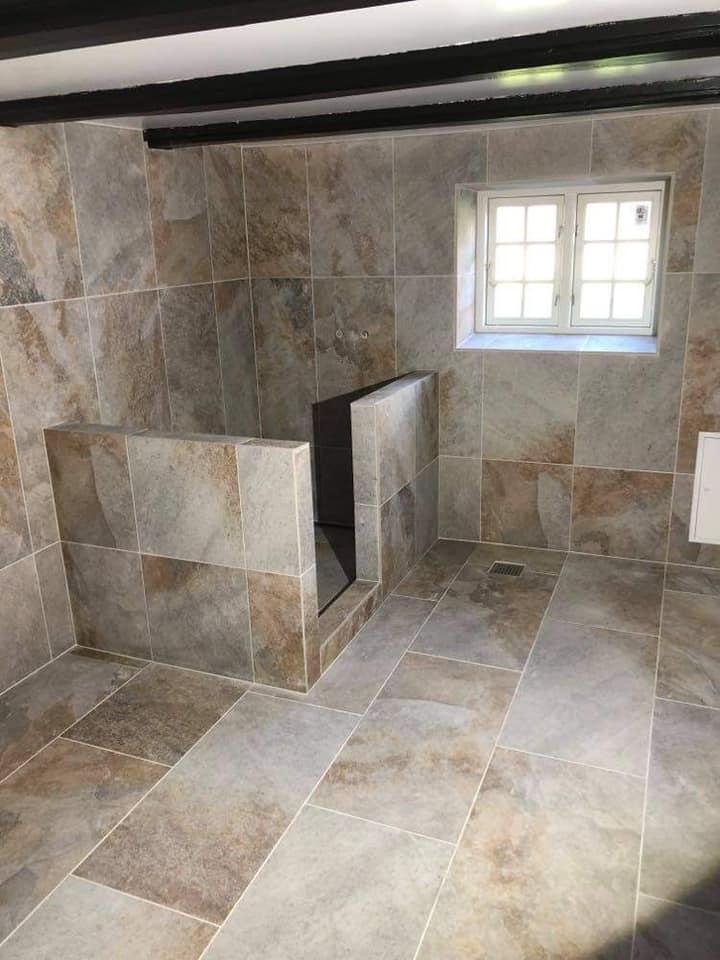 Nyt badeværelse i Slagelse