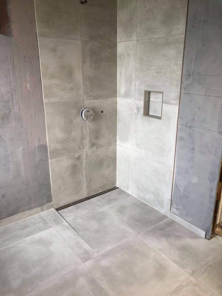 Nyt badeværelse i Sorø